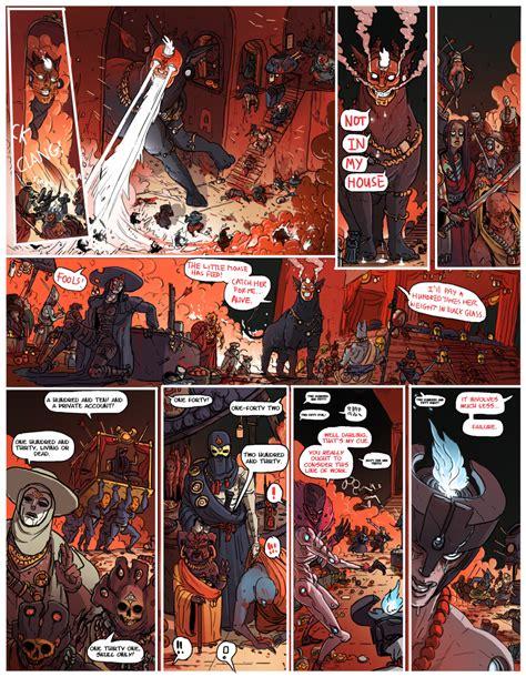 kill 6 billion demons book 1 kill six billion demons 187 ksbd 4 69