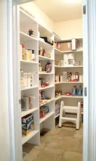 Walk in pantry i want my pantry to look like this
