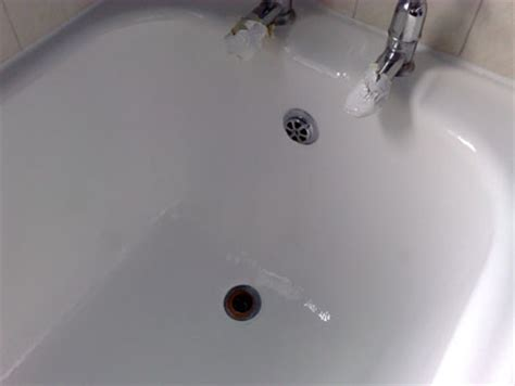 how to restore a porcelain bathtub home dzine bathrooms restore or paint cast iron ceramic