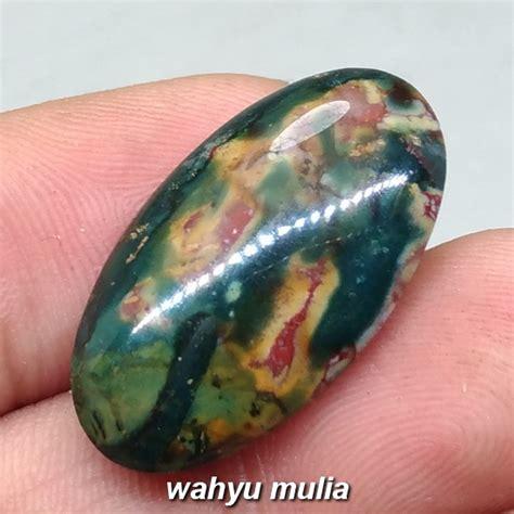 Batu Akik Kode 1 batu akik nagasui bloodstone asli kode 971 wahyu mulia