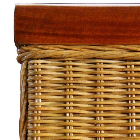 sedie intrecciate articoli per vidaxl set 2 sedie da pranzo intrecciate in