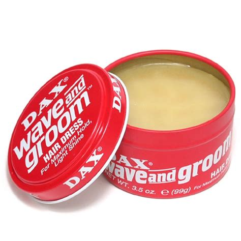 Pomade Dax Wave And Groom dax wave and groom hair dress