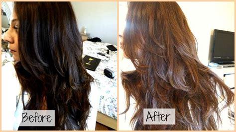 best drugstore hair lightener how i dye my hair to a light ash brown color using