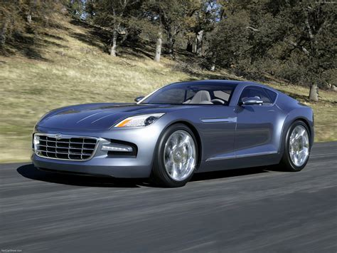 Chrysler Firepower Concept by Chrysler Firepower Concept 2005 Pictures Information