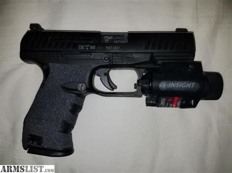 walther ppq laser light armslist for sale walther ppq m2