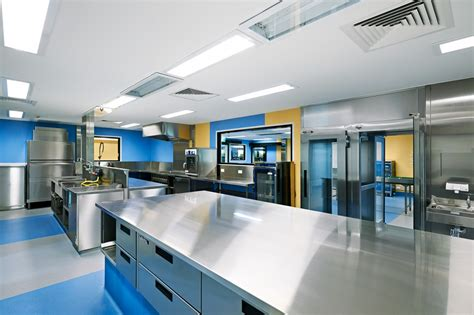 Hospital Kitchen In New York Hospital Kitchen Bldg Eng