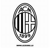 AC Milan Logo Decal