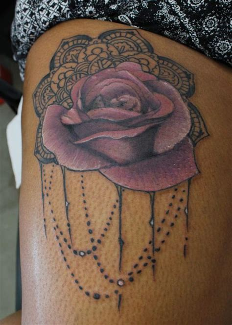best tattoo artist in sc mandala flow by steve phipps tattoos