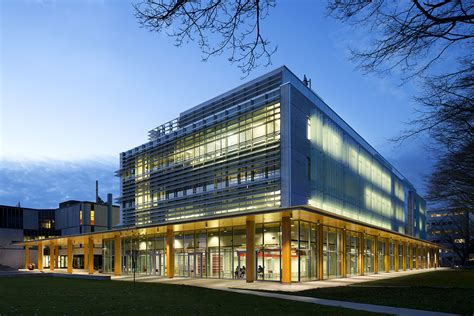 The Memorial Of Newfoundland Mba by Earth Sciences Building Perkins Will Archdaily