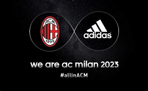 Ac Milan Signature 10 sponsoring milan ac et adidas prolongent jusqu en 2023