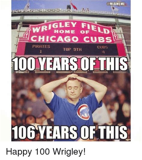 Chicago Cubs Memes - 25 best memes about chicago cubs chicago cubs memes