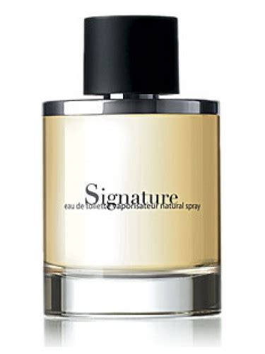 Parfum Signature signature oriflame cologne a fragrance for 2008