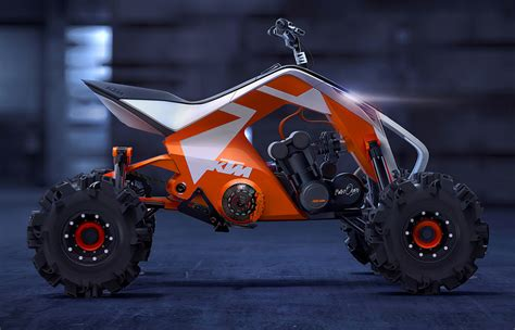 Ktm Quads Dirt Wheels Magazine Is Ktm Looking At The Atv Market Again