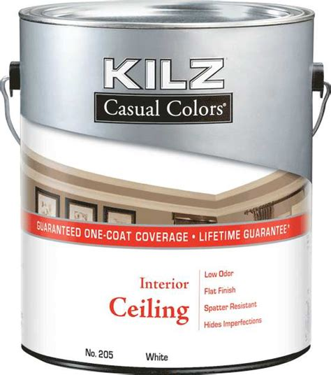 kilz mr20501 kilz casual colors ceiling white gal at sutherlands