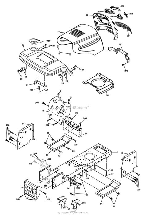 aypelectrolux pblt  parts diagram  chassis  enclosures