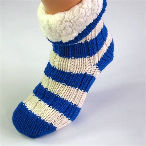 Sleeper Socks by Slipper Socks By Savile Rogue Notonthehighstreet