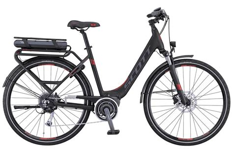 Hybrid Comfort Bike by E Sub Comfort Uni 2016 Electric Hybrid Bike