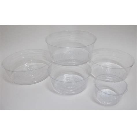 Clear Plastic Planter Liners by Vinyl Plant Liners Newpro Containers