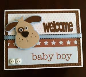 project center baby shower card
