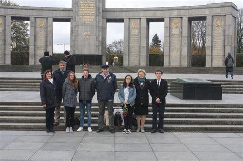 russische haus berlin stadt sassnitz sch 252 ler besuchen die russische botschaft