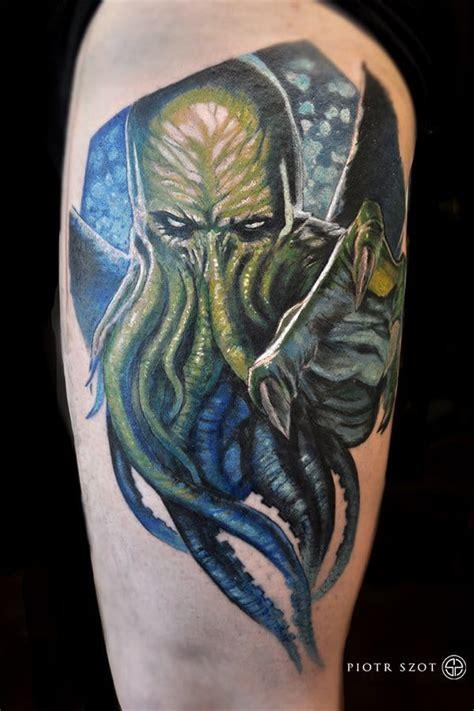 lovecraft tattoo 20 lovecraft tattoos tattoodo