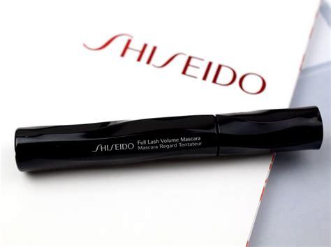 Shiseido Mascara review shiseido lash volume mascara i need