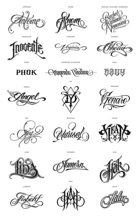 font design with name 805 million names zlatan ibrahimovic 171 twistedsifter