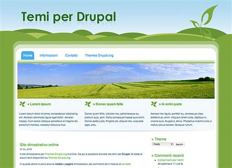 drupal theme a field page not found error 404 helping web designers get