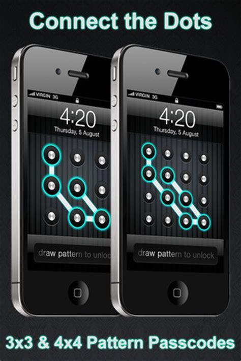 dot pattern lock for ipad pattern dot lock screen app for ipad iphone