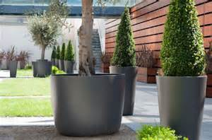 commercial planters large interior exterior and