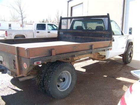 find used 1997 chevy 3500 flatbed 8 aluminum bed 7 4 liter engine in medina ohio united states find used 1997 chevy with steel flat bed in gillette wyoming united states