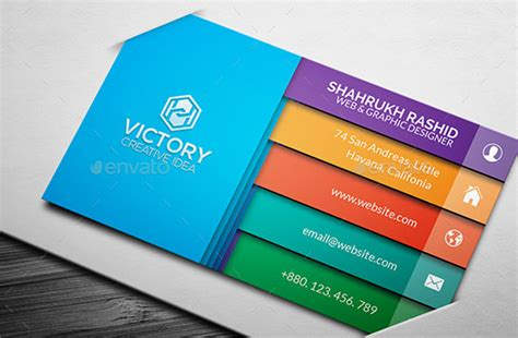 3d business cards templates 28 personal business cards free premium templates