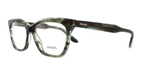 prada pr 24sv yellow womens cat eye eyeglasses size 53 ebay