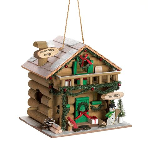 Mountain Cabin Decor Clearance by Wholesale Mountain Lodge Birdhouse Buy Wholesale