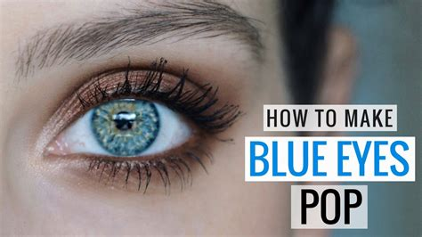 what colors make blue pop how to make blue pop a models muse