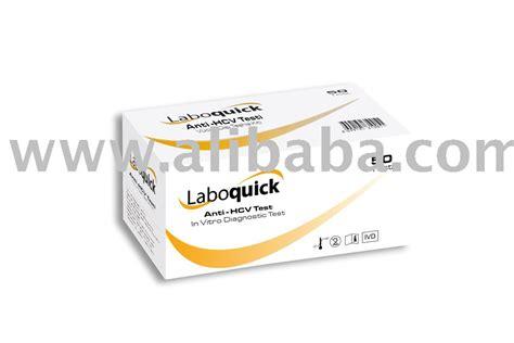 anti hcv test laboquick anti hcv test kit ce marked