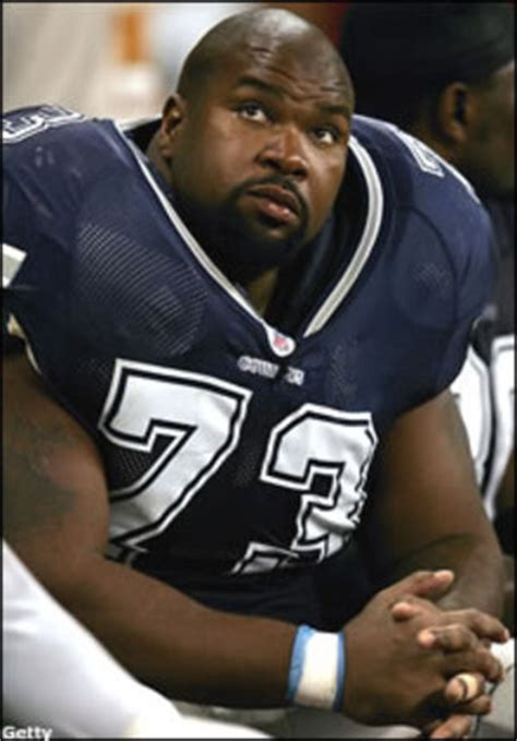 larry allen bench press cowboys corner august 2008