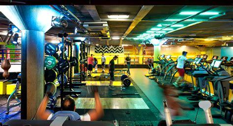 gym  holborn gymbox