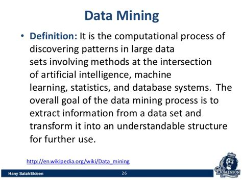 pattern mining definition zen the art of data mining
