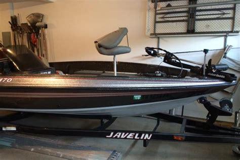 2002 Javelin Javelin   17 foot 2002 Fishing Boat in