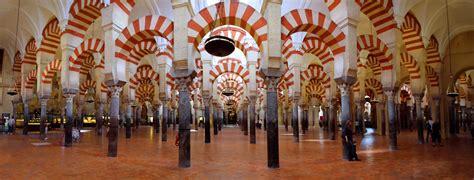 Moorish Architecture by The Mezquita De C 243 Rdoba The Finest Example Of Moorish Art