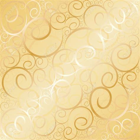 V25 Wallpaper Sticker Motif Vintage Blue Gold gold swirl wallpaper background vector illustration royalty free wallpapers