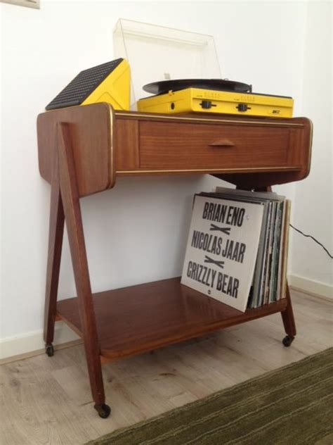 Record Player Tables by Discover And Save Creative Ideas