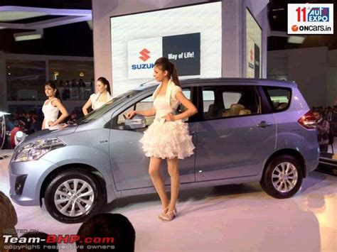 maruti ertiga fully loaded price scoop pics maruti suzuki s new 7 seater mpv ertiga