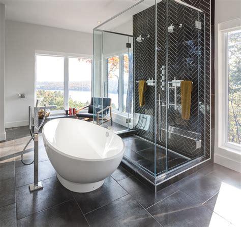 ottawa home in the hills modern kitchen bath astro