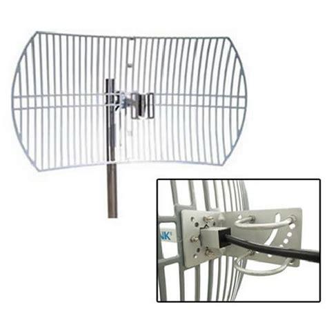 Antena Wifi Tp Link tp link antena parab 243 lica de rejilla 24dbi 2 4ghz