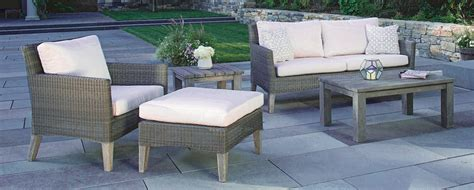 kingsley outdoor furniture costco kingsley bate summer house patio