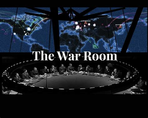 war room war room graphic
