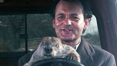 groundhog day trailer hd bill murray s continued rejection of ghostbusters 3 den