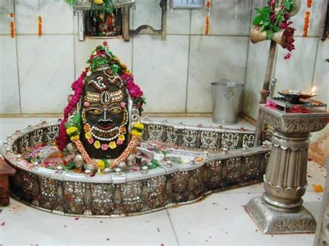 Home Temple Decoration by Mahakaleshwar Temple Ujjain Indorerocks